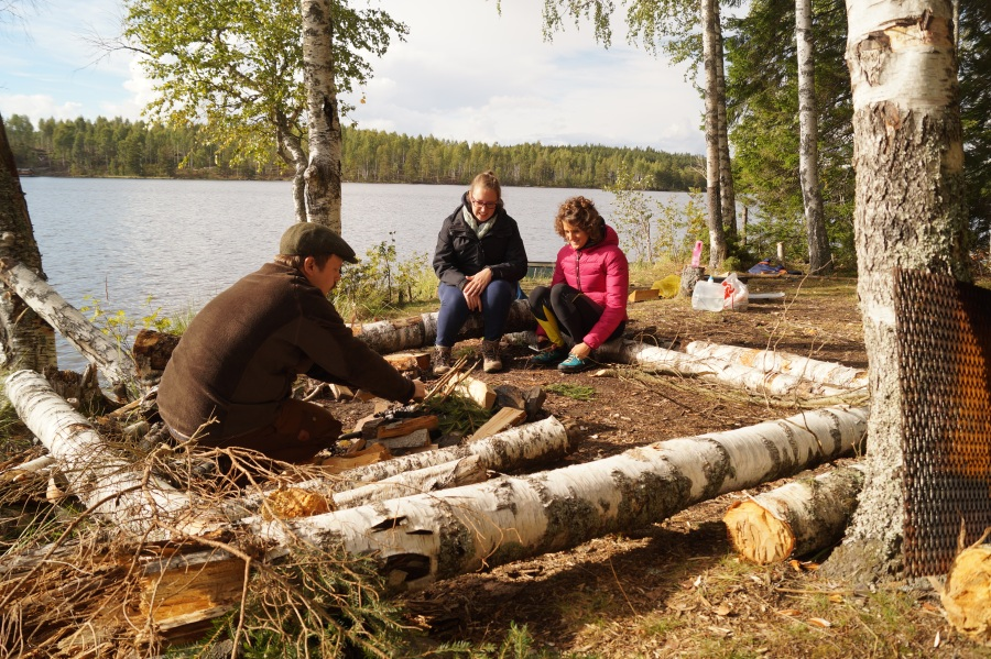 how-to-make-a-good-campfire-sweden-for-dummies